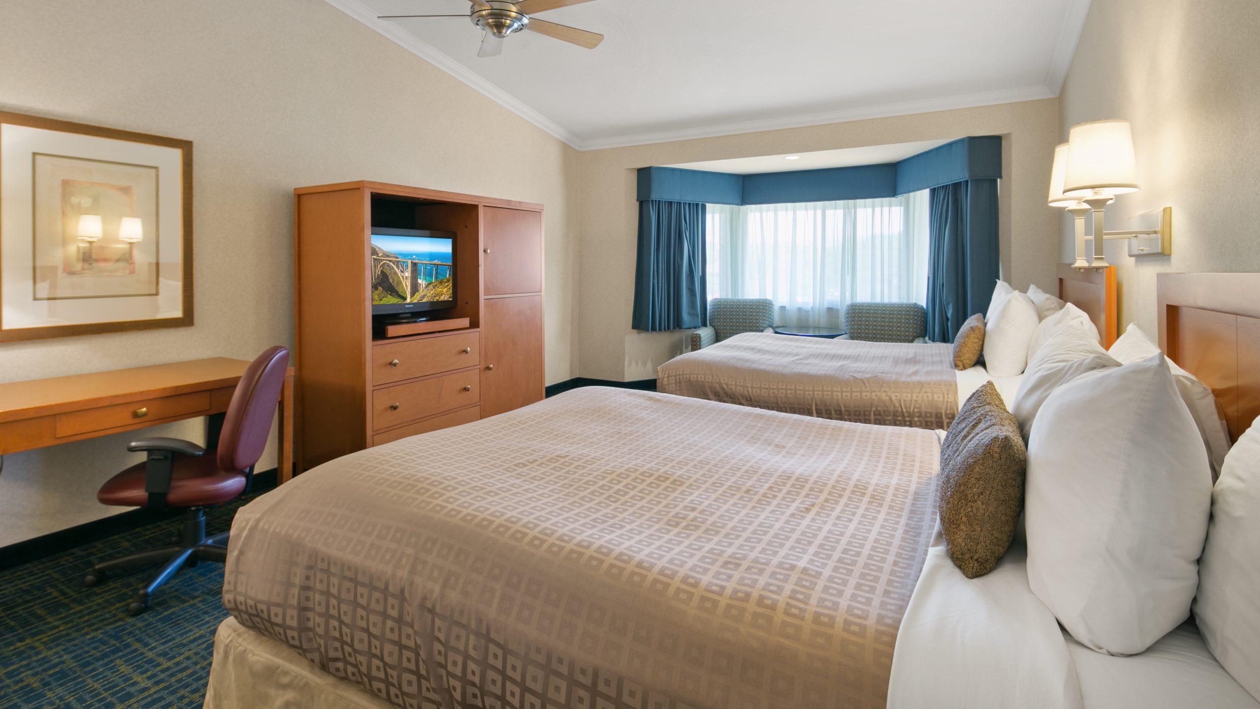 Best Western De Anza Inn 2 Queen Room