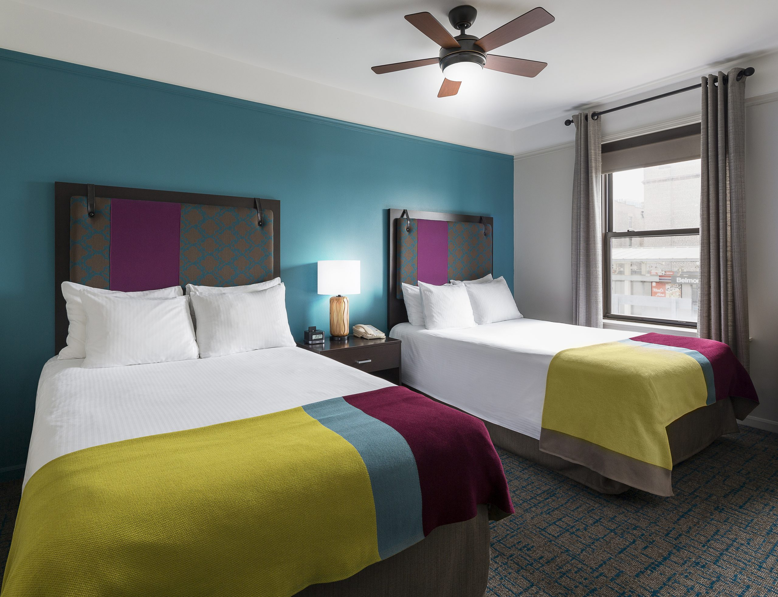 City Suites Double Bed Suite