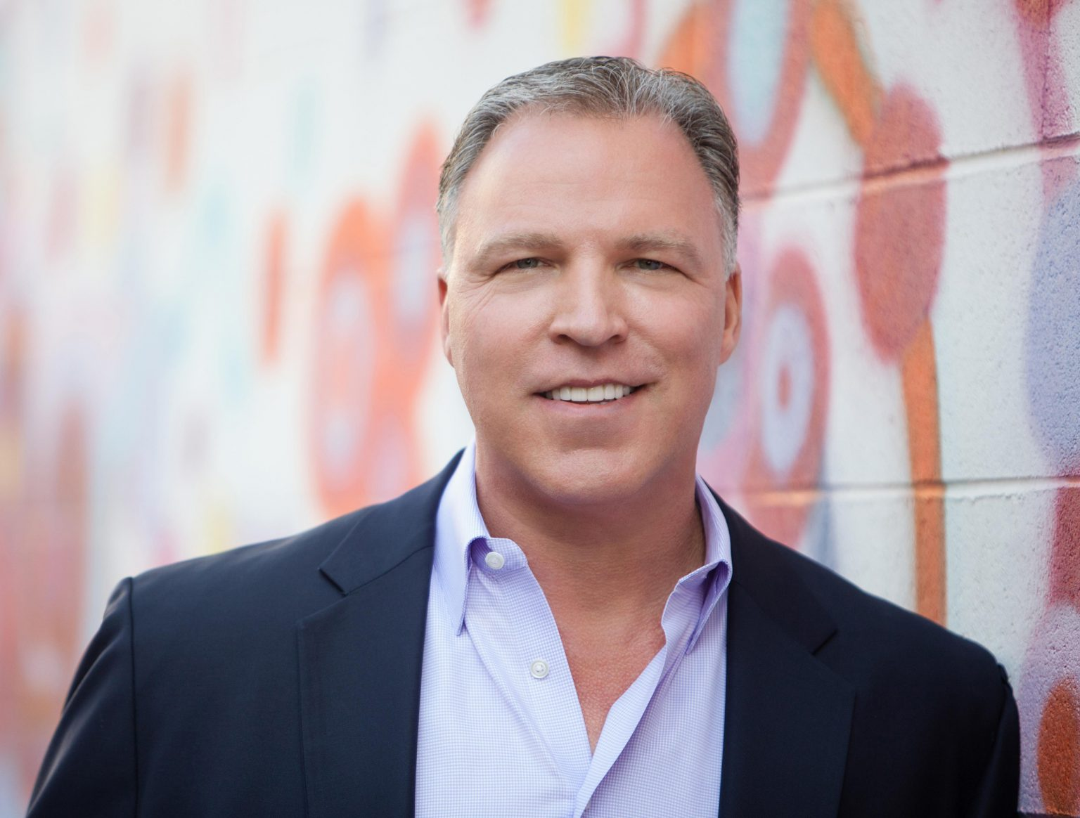 CEO Larry Broughton
